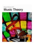 Music Theory Worksheets Scales and Intervals