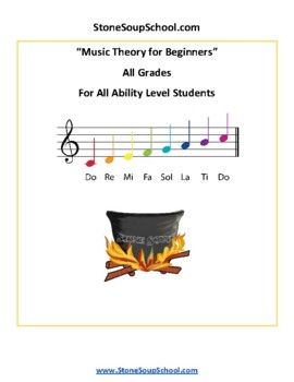 Music Theory for Beginners - Gifted and Talented Students