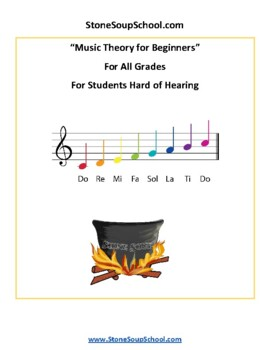 Music Theory for Beginners - Students with Hearing Impairments