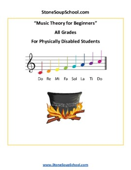 Music Theory for Beginners - Students with Physical Disabilities