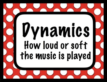 Music Theory posters