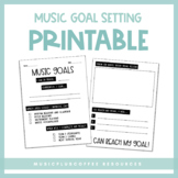 Music Time Capsule | Printable Activity & Distance Learning