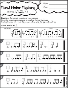 60 time signature worksheets printables games by sillyomusic tpt. Black Bedroom Furniture Sets. Home Design Ideas