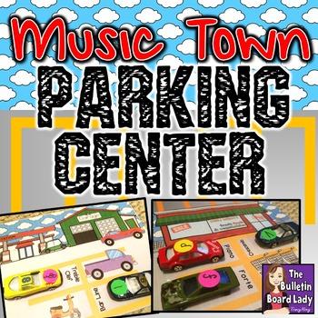 Music Town Parking Center - Music Workstation