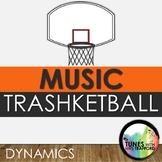 Music Trashketball: Dynamics
