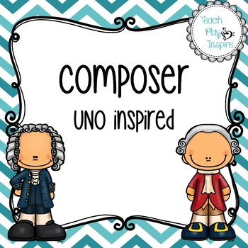 Music Uno - Composers