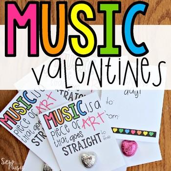 Music Valentines