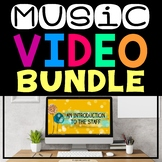 Music Videos Bundle (Great For Music On A Cart Or Music Di