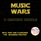 Music Wars {A Growing Bundle}