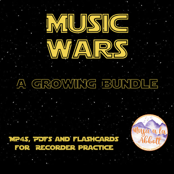 Music Wars {A Growing Bundle}