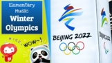 Music Winter Olympics - The Music Winter Games