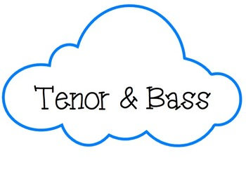 Music Word Clouds
