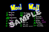 Music Word Wall