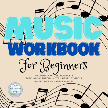 Music Workbook (Music Theory)