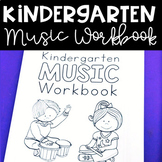 Music Workbook - Kindergarten