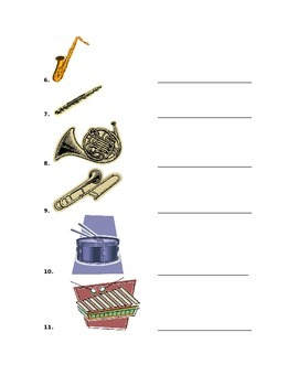 Music Workbook for 2nd grade