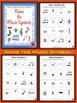 Music Worksheets: 26 Music Symbol Worksheets - Name the Music Symbol