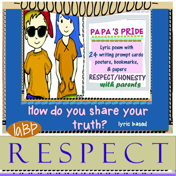 Parent Respect Prompts: piano practice, sports: includes s