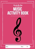 Free Music activity integrated with Math, Art and English