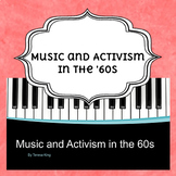 Music and Activism in the '60s