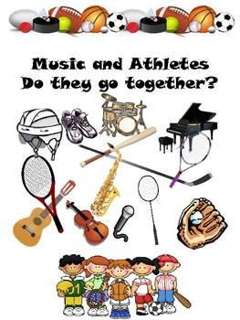 Music and Athletes