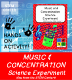 Music and Concentration Experiment