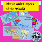 Music and Dances of the World