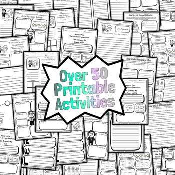 Music and Film Curriculum ~BUNDLE~ *Full Preview Video in Description*