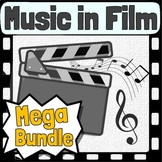 Music in Film Curriculum ~ BUNDLE ~ *Beginning Semester of the Year*