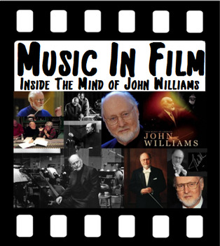 Music in Film - In The Mind of John Williams & Film Music *Beginning of the Year