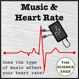 Music and Heart Rate Lab