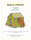Music and Literacy Lesson using the Bear Hunt song (includes mp3 files)