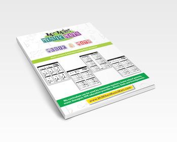 Book Seven - Music and Math / MrMikesMusicMats