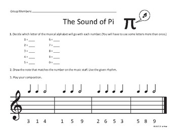 Music and Math - The Sound of Pi