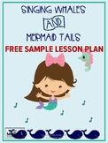 Music and Movement Class Sample Lesson Plan, Preschool Music