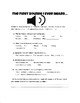 Music and My Life Worksheets