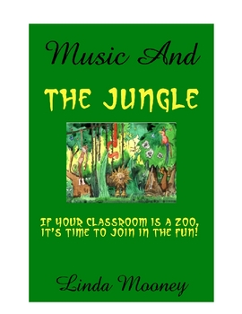 Music and the Jungle Booklet