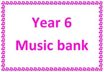 Music bank Y6