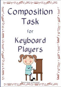 Music Composition Task for Keyboard
