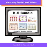 Music eLearning: K-5 Grade Level Concept Videos and PDFs