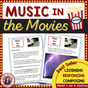 Music for Film - Middle School Music
