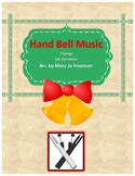 Hand Bell Music - Christmas Handbell bundle