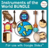 Music in Cultures Around the World BUNDLE