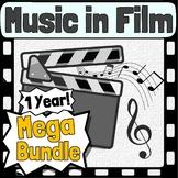 Music in Film Best Seller ~ MEGA BUNDLE ~ Year Long Film M