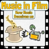 Music in Film - How Film Music Deceives Us
