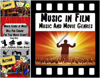 Music in Film - Movie Genres & Music Genres
