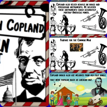 Music in History - Aaron Copland Lincoln Portrait & The Sound of America