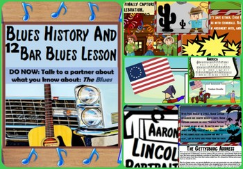 Music in History Curriculum  ~ BUNDLE ~