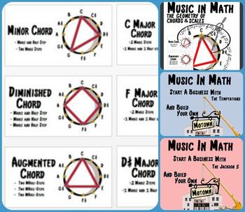 Music in Math Curriculum ~ *Beginning Semester of the Year*