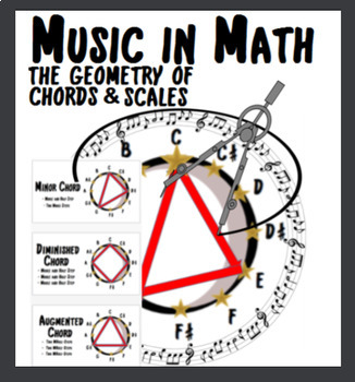 Music in Math - The Geometry of Scales and Chords